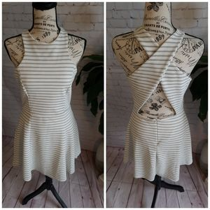 Altar'd State Criss Cross Back Strap Dress.